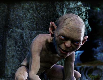 gollum Geschichte der CGI Charaktere im Film