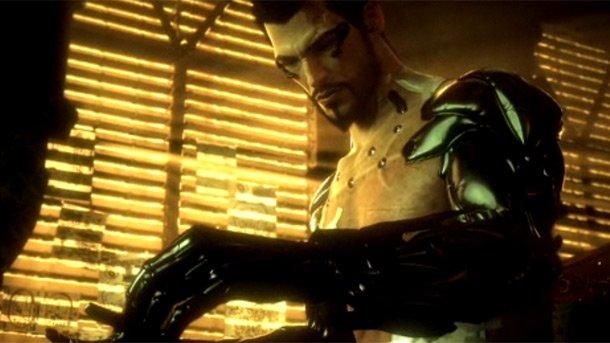 deus ex human revolution Deus Ex Prothesen Das geht heute schon