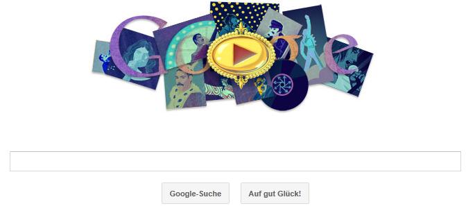 google doodle freddie mercury Google würdigt Freddie Mercury mit Doodle